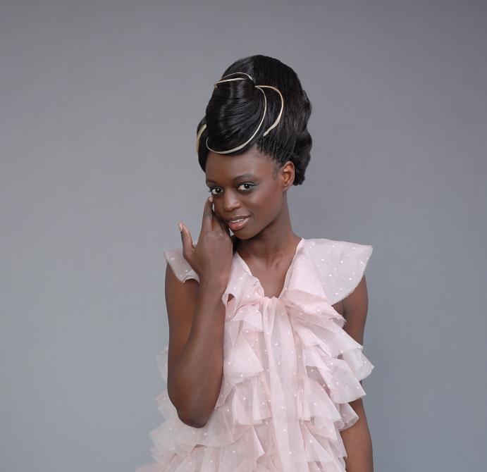 Reklamní Fotografie Miss Deaf World Něha 02
