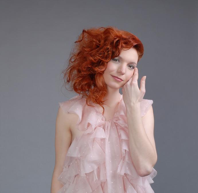 Reklamní Fotografie Miss Deaf World Něha