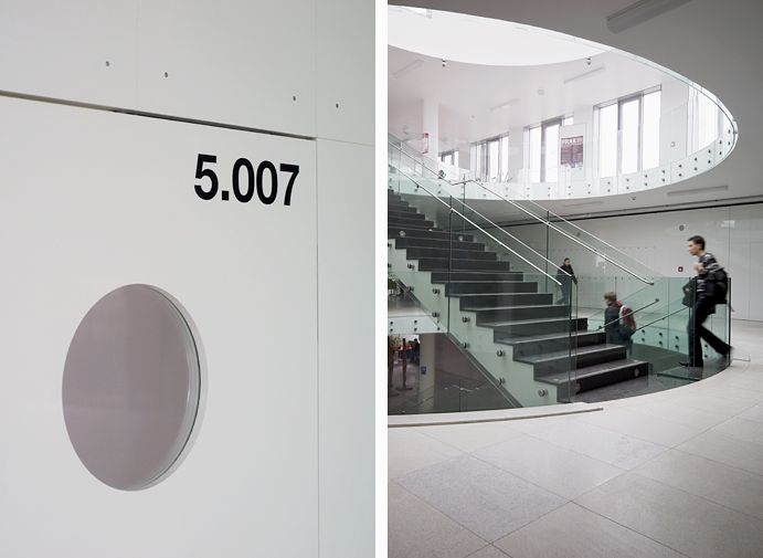 Reklamní fotografie Universita Palackého Olomouc Informatika 14