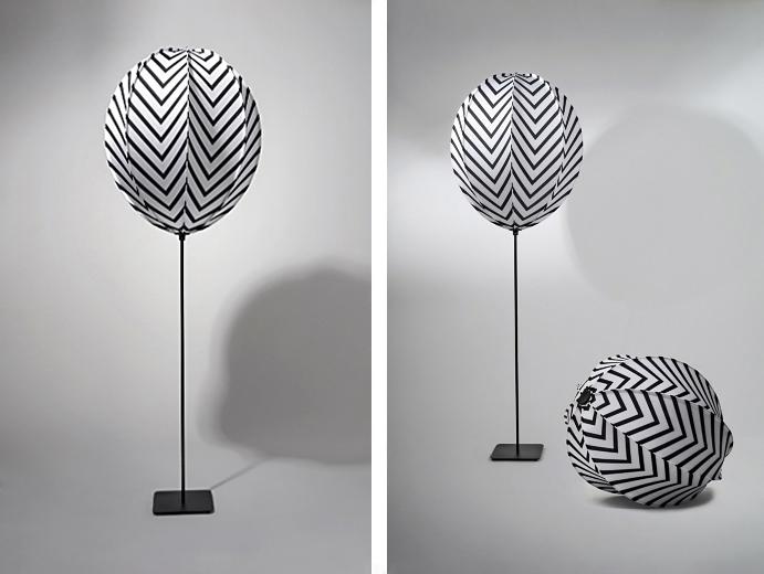 fotografie design lampa Crla