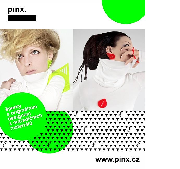 Fotografie Design Plastové Šperky Newslater Pinx 06