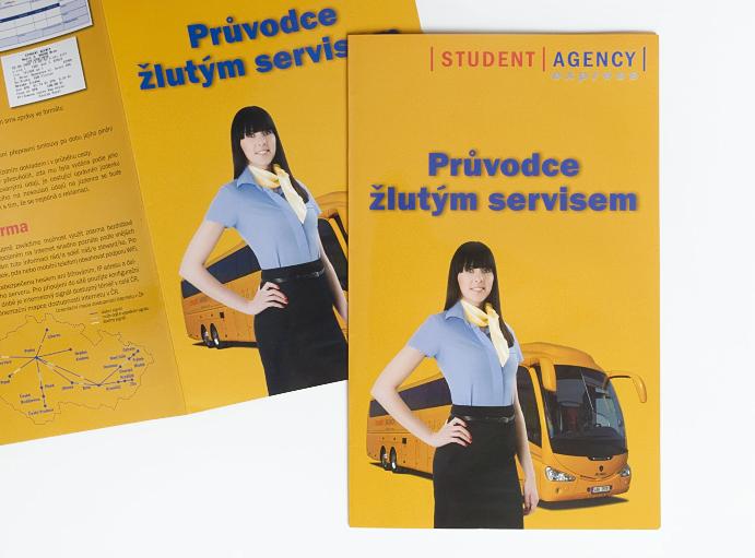 Reklamní Fotografie Student Agency 01