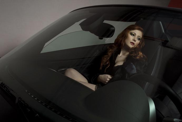 portrétní fotografie Hrivnakova